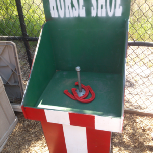 Horse Shoe Carnival Game